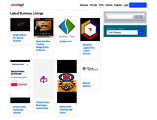 doobigo.com screenshot