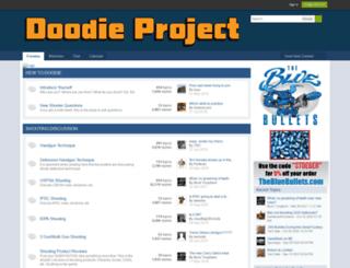 doodieproject.com screenshot