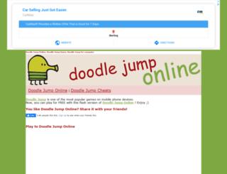 doodlejump-online.com screenshot