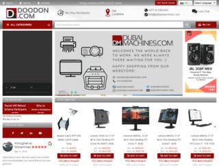 doodon.com screenshot