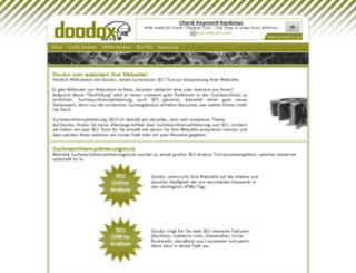 doodox.com screenshot