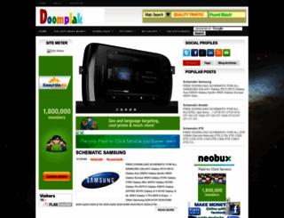 doomplak.blogspot.com screenshot