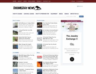 doomsdaynews.com screenshot