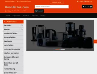 doonbazar.com screenshot
