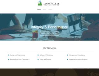 doonvi.com screenshot