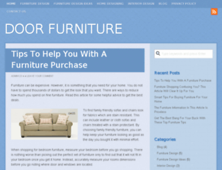 doorfurnituresale.co.uk screenshot