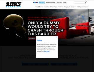 doorking.com screenshot