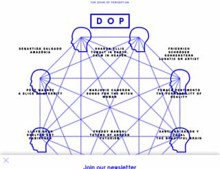 doorofperception.com screenshot