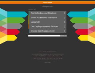 doorpoint.ru screenshot