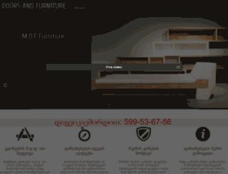 doors.wol.ge screenshot