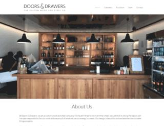doorsanddrawers.co.za screenshot