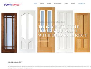 doorsdirect.ie screenshot