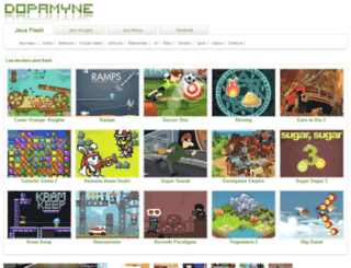 dopamyne.net screenshot