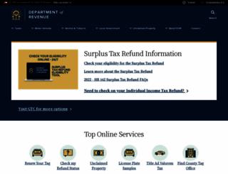 dor.georgia.gov screenshot