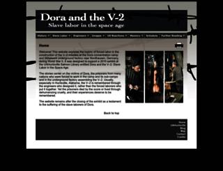 dora.uah.edu screenshot