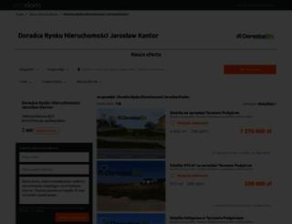 doradcarn.otodom.pl screenshot