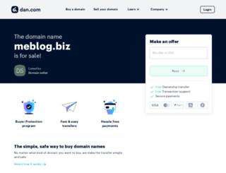 dorama025.meblog.biz screenshot