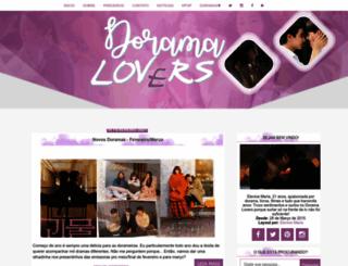 doramaloversdl.blogspot.com.br screenshot