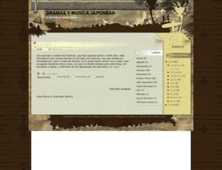 doramas-jmusic.blogspot.co.uk screenshot