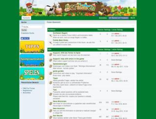 dorfleben-forum.socialgamenet.com screenshot