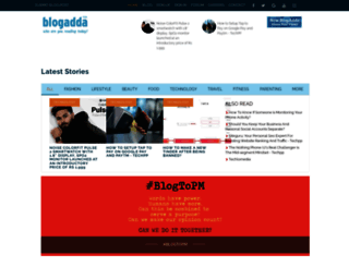 doright.blogadda.com screenshot