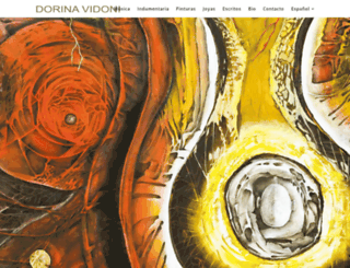 dorinavidoni.com screenshot