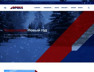 doriss.ru screenshot