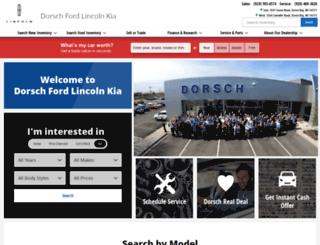 dorschfordkia.com screenshot