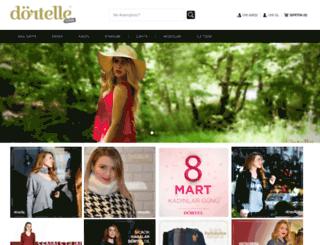 dortelle.com screenshot