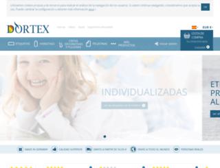 dortex.es screenshot