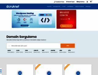 doruk.net.tr screenshot