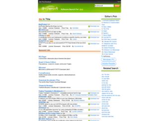 dos.brothersoft.com screenshot