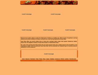 dosaplaza.com screenshot