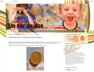 dosdeuna.blogspot.com.es screenshot