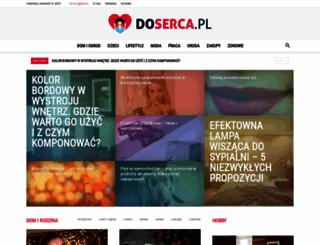 doserca.pl screenshot