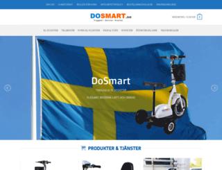 dosmart.se screenshot