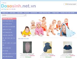 dososinh.net.vn screenshot
