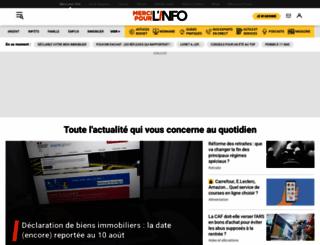 dossierfamilial.com screenshot