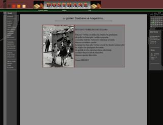 dosthane.de screenshot