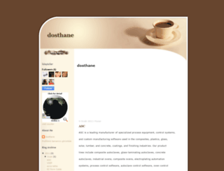 dosthanede.blogspot.com screenshot