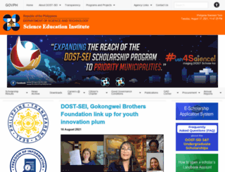 dostscholars.com screenshot