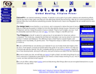 dot.com.ph screenshot