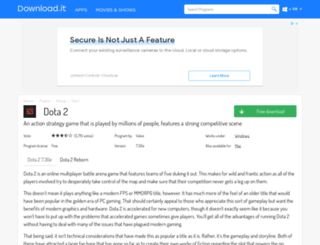 dota-2.jaleco.com screenshot