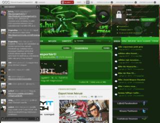 dota.replays.hu screenshot