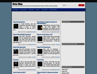 dotamapsw3x.blogspot.com screenshot