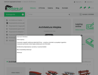 dotare.pl screenshot