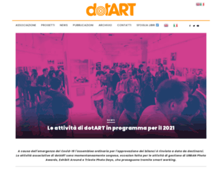 dotart.it screenshot