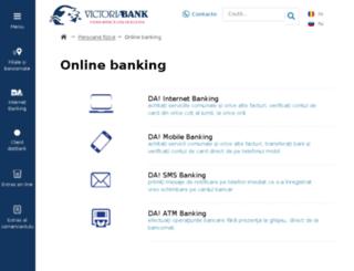 dotbank.md screenshot