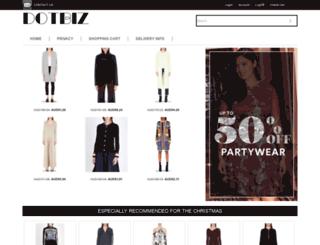 dotbiz.com.au screenshot