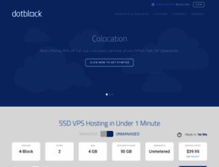 dotblock.com screenshot